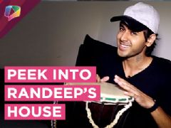Randeep Rai Aka Sameer Gives India Forums His House Tour | Exclusive | Yeh Unn Dino Ki Baat Hai