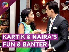 Kartik Tries To Convince Naira | Fun Moments | Naira Upset | Yeh Rishta Kya Kehlata Hai | Star Plus