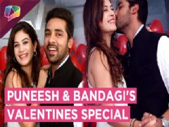 Puneesh Sharma And Bandagi Kalra's Compatibility Test & More | Valentines Special