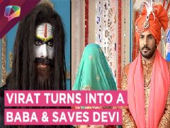 Devi Gets Saves From Getting Her Truth Out | Virat Turns Into A Baba | Jeet Gayi Toh Piya Morey