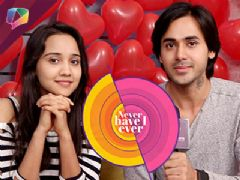 Randeep Rai & Ashi Singh Aka Sameer & Naina Take Up The Never Have I Ever Challenge