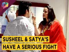 Susheel And Satya Get Into A Serious Fight | Ikyawann | Star Plus