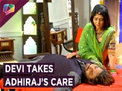 Adhiraj To Find Devi's Truth? | Devi Helps Adhiraj | Jeet Gayi Toh Piya Morey | Zee tv