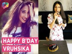 Vrushika Mehta Celebrates Her Birthday With India Forums | Exclusive