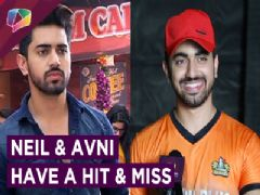 Neil And Avni Have A Hit & Miss Moment | Naamkaran Hits 400 Episodes| Star Plus