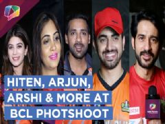 Hiten Tejwani, Arjun Bijlani, Rohan Mehra & More At The BCL 2018 Photoshoot | Exclusive