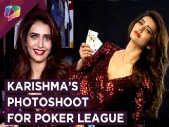 Karishma Tanna Becomes The Brand Ambassador For A Poker League | Exclusive