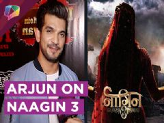 Arjun Bijlani Gives Naagin 3's Cast His Good Wishes | Exclusive