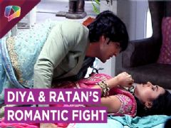 Diya And Ratan's Romantic Fight | Rishta Likhengey Hum Naya | Sony Tv
