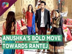 Anushka To Destroy Rantej's Pride | Laado | Colors Tv