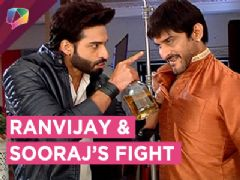 Sooraj Gives A Open Challenge To Ranvijay | Fight & Drama | Udaan | Colors