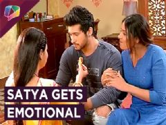 Satya Gets Emotional When He Thinks Of His Mother & Childhood | Ikyawann | Star Plus