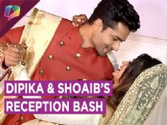 Dipika Kakkar & Shoaib Ibrahim's Royal Reception Bash | Star Studded Party