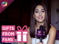 Disha Parmar Receives Gifts From Her Fans | Exclusive | Gift Segment