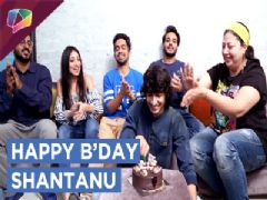 Shantanu Maheshwari Celebrates His Birthday With Vrushika Mehta & The D3 Gang | Exclusive