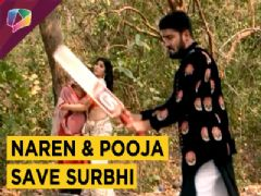 Naren's Action Packed Drama To Save Pooja & Surbhi | Piya Albela | Zee tv