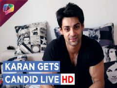 Karan Wahi Shares About His Upcoming Movie, Hosting INS & More | Candid Live HD