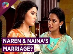 Naina Is Pregnant | Naren Forced To Marry Naina | Zee Tv | Piya Albela
