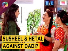 Susheel And Hetal Team Up Against Dadi | Ikyawann | Star Plus