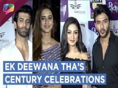 Ek Deewana Tha's Team Hosts A Star Studded Party On Completing 100 Episodes