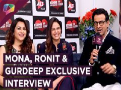 Mona Singh, Ronit Roy And Gurdeep Talk About Their Web Series Kehne Ko Humsafar Hain