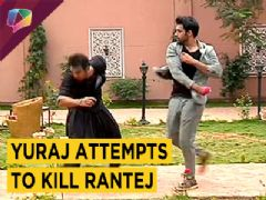 Yuraj's Attempt To Kill Rantej Fails As Malhari Turns His Saviour