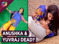 Anushka And Yuvraj Die? | Malhari To Rule Veerpur | Laado