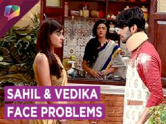 Sahil And Vedika Have A Cute Fight | Aapke Aa Jaane Se | Zee tv