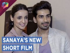 Sanaya Irani And Anil Charanjeet's Short Film Dum Dum Dumroo's Screening