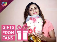 Shivani Surve Receives Gifts From Fans | Exclusive