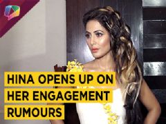 Hina Khan Talks About Her Engagement's April Fool Prank | Hits The Ramp For Streax