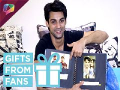 Karan Wahi Receives Gifts From His Fans | Exclusive