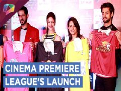 Zee Cinema Launches Cinema Premiere League With TV Celebs | Karan, Anita, Hiten & More