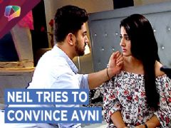 Neil Reminisces His Romantic Memories With Avni | Tries To Stop Her | Naamkaran