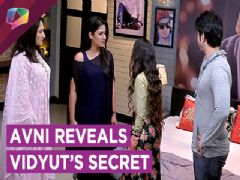 Avni Reveals Vidyut's Secret To Saisha | Naamkaran | Star Plus