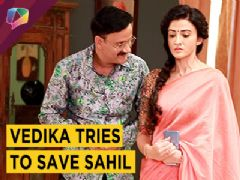 Vedika Pleads To Pandey To Save Sahil | Aapke Aa Jaane Se | Zee tv