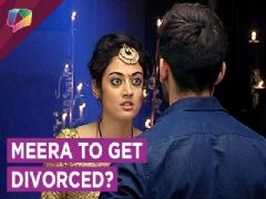 Vivaan Wants To Divorce Meera | Kaleerein | Zee tv