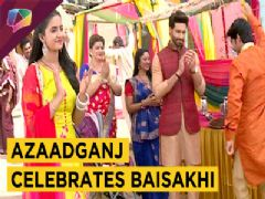 Azaadganj Is In Baisakhi Celebration Mood
