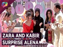 Kabir And Zara Surprise's her sister-in-law