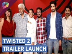 Vikram Bhatt's Twisted 2 Trailer Launch