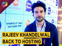 Rajeev khandelwal With India Forums