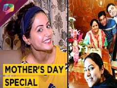 Hina Khan Sings On Mother's Day | Exclusive