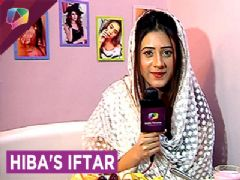 Hiba Nawab's Iftaari With India Forums|Exclusive