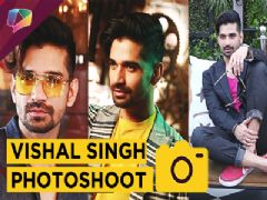 Vishal Singh's Exclusive Photoshoot