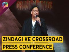 Zindagi Ke Crossroads Press Conference|Sony Tv