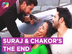 Suraj And Chakor died|Udaan|Colors