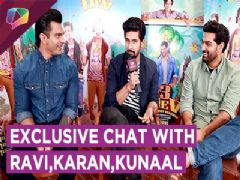 EXCLUSIVE Chat with Karan Singh Grover, Ravi Dubey & Kunaal Roy Kapur