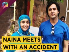 Sameer And Naina's Romantic Bike Ride FAILS? | Naina Injured | Yeh Un Dino Ki Baat Hai