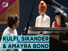 Kulfi Plays Piano With Sikander And Amayra | Kulfi Kumar Bajewala | Star Plus