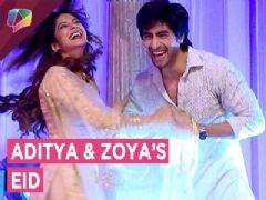 Aditya And Zoya Celebrate Eid | Bepannah | Colors tv